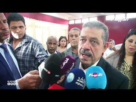 شباط يهاجم وزارة الداخلية ويترشح لقيادة حزب الاستقلال