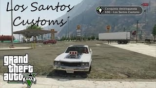 GTA V Conquista/Troféu Los Santos Customs