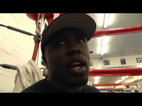 andre berto on floyd mayweather vs canelo alvarez canelo will have hard time making 147