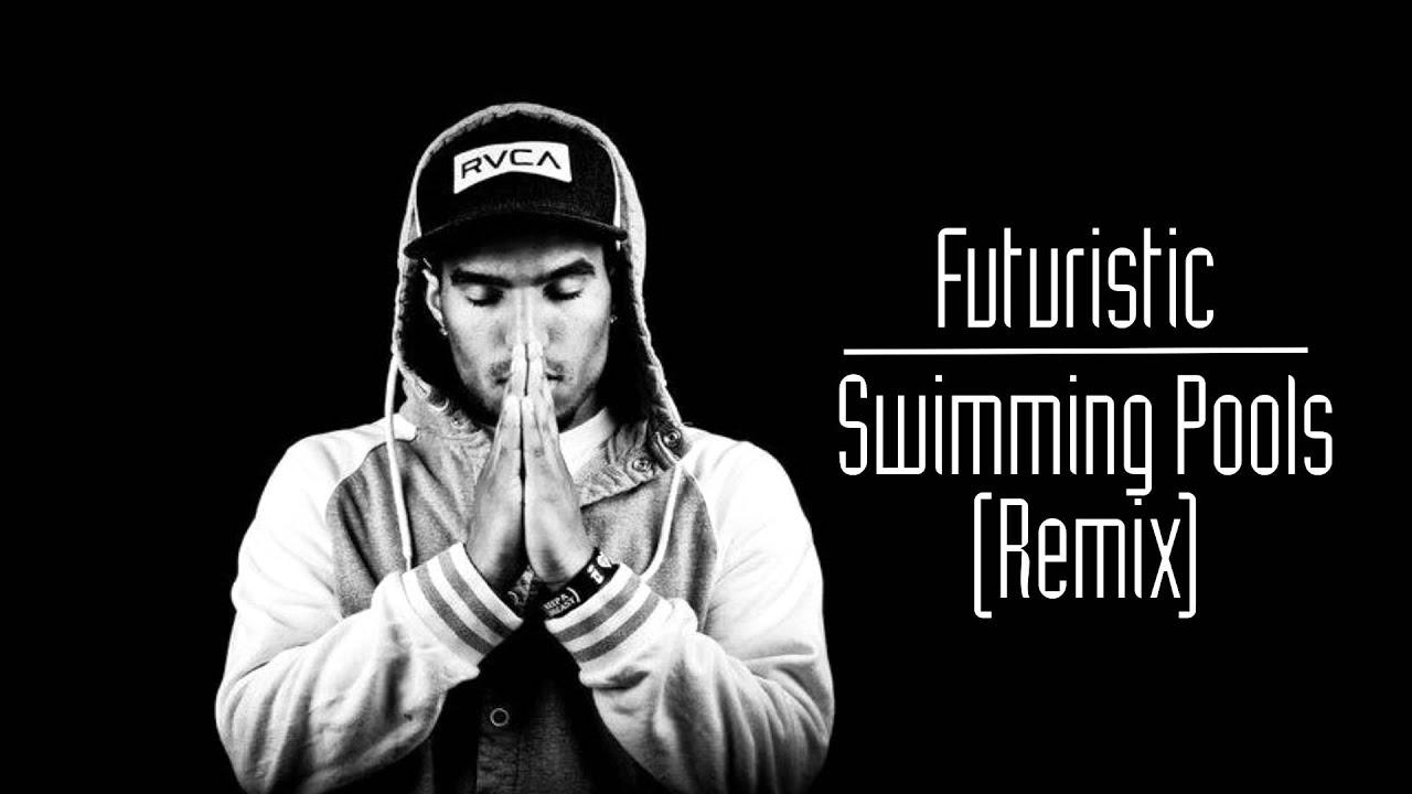 Kendrick Lamar Swimming Pools Drank Futuristic Remix