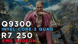 Far Cry 4 (2014) Gameplay AMD Radeon R7 250 Intel Core 2