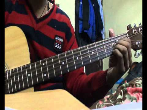 kahin to hogi wo from Jaane tu ya jaane na (guitar) : Tuhin Rahariya
