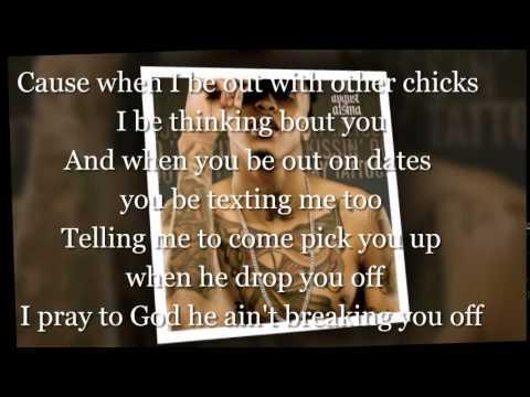 Kissing On My Tattoo- August Alsina-Lyrics on screen - YouTube