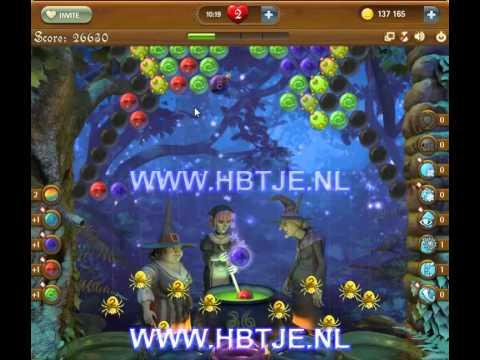 Bubble Witch Saga level 85