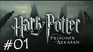 Harry Potter E O Prisioneiro De Azkaban #01- Dublado Em