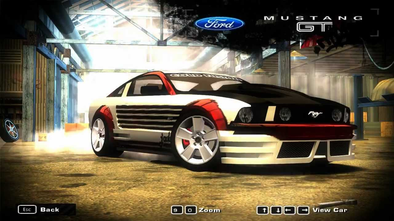 Image Result For Ford Gt Need For Speed Most Wanted