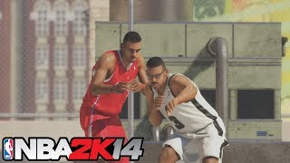 PS4 NBA 2K14 How To Get Cliff Paul