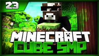 Minecraft Cube SMP - Episode 23 - The Rich Man (Minecraft The Cube SMP)