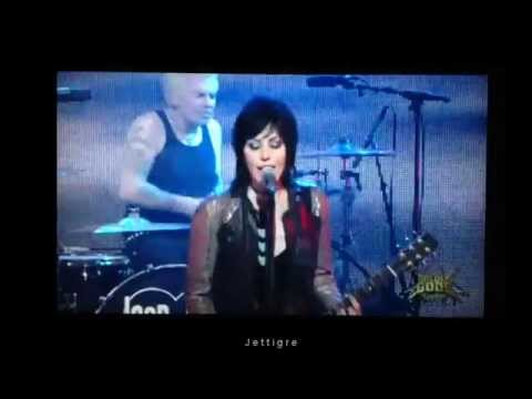 Joan Jett - The Golden God Awards 2014 ( Part:01 )