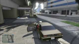 GTA 5: How To Use The Wheelie Bar YOU CAN'T!!!