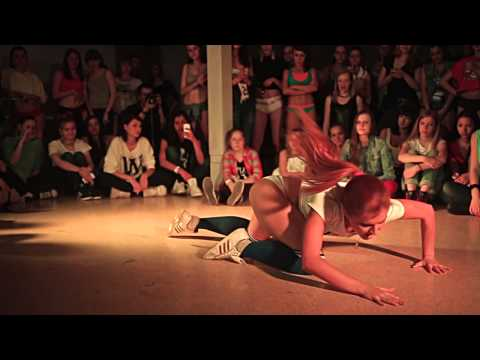 TWERK in Siberia – by Fraules Dance Centre