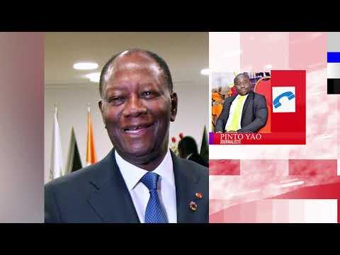DÉCRYPTAGE du Message à la Nation du Président Alassane Ouattara à l'occasion du nouvel an