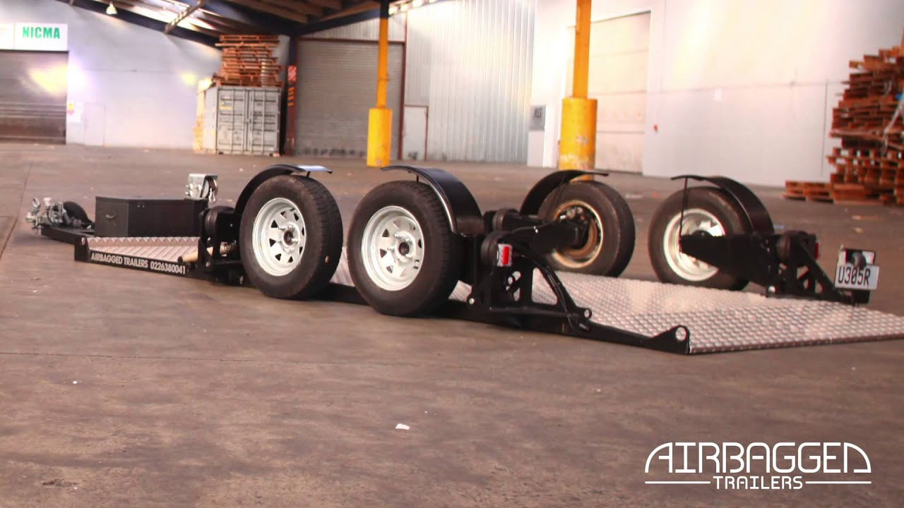 Trailer Air Bags : Airbagged trailers introduction video youtube