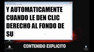 COMO CAMBIAR LA IMAGEN DE FONDO DE UNA LAPTOP COMPAQ