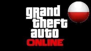 GTA V PS3 (PL) Online Atak Na Bazę Wojskową Polski