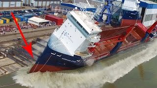 Vypustenia lodí