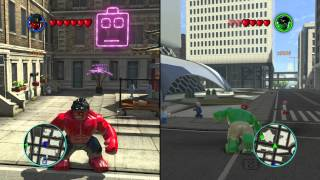 LEGO Marvel Superheroes Jay And Eric Co-Op Special: Who