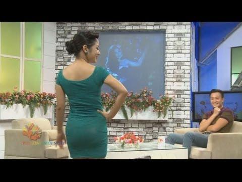 Interview Hai Thuy Nga/A Hau Thuy Nga (Vui Song Moi Ngay)