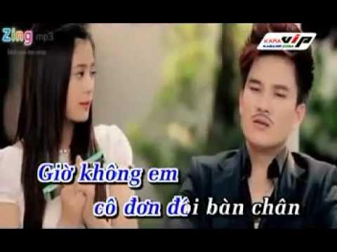 Anh Khong Niu Keo 2 karaoke Full beat