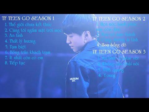 [TTK][Audio] Tổng hợp những bài hát LIVE của Vương Tuấn Khải trong TF Teen Go (Season 1+2+3)