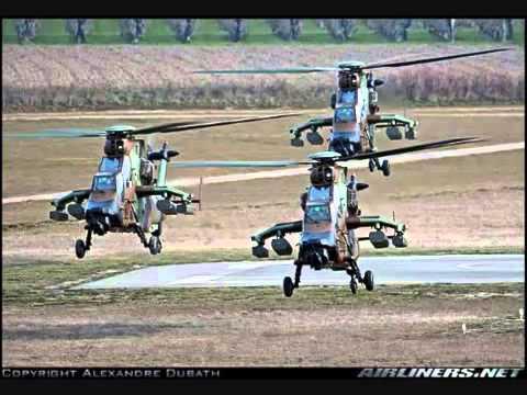 top 10 trực thăng chiến đấu mạnh nhất