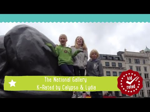 The National Gallery K-Rated by Calypso & Lydia