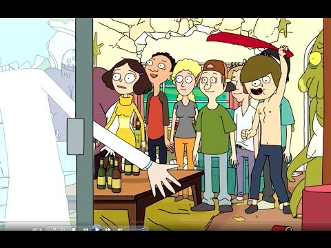 I hope the weird testicle kid returns in a future episode, even just for a cameo.,
