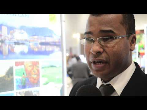Mr Enver Duminy, CEO, Cape Town Tourism @ WTM 2013