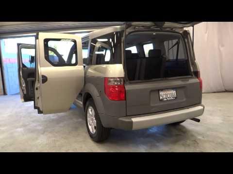 2003 Honda Element Sunnyvale, San Jose, Palo Alto, Milpitas, Santa Clara LT7015