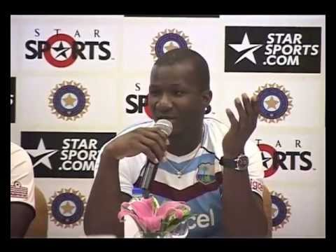 Sachin is an amazing cricketer says Darren Sammy