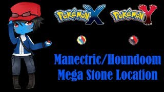 Pokemon X And Y: Where The Mega Stone For Manectric