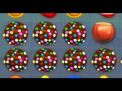 Candy Crush - CRAZY 7 COLOR BOMB COMBO!! - YouTube
