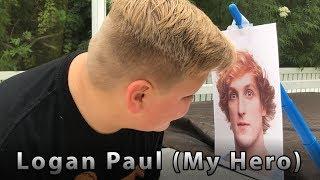 Logan Paul (My Hero) - An Original Song by Noah Tesh