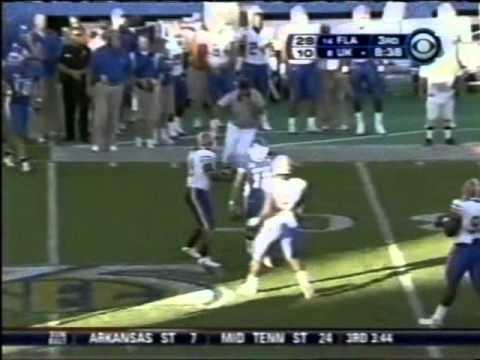 Andre' Woodson Highlights vs. Florida (2007)