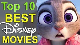 Top 10 Best Disney Movies