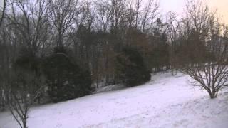 HD St.louis Snow January 12th 2012