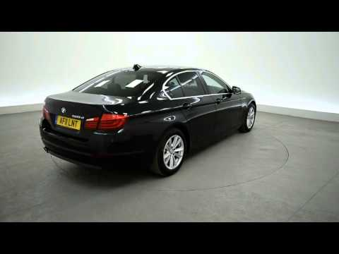 BMW 5 Series 520d SE 4dr Step Auto For Sale In Hampshire