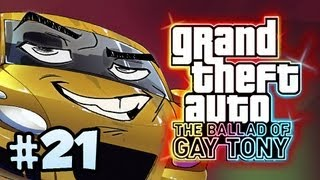 HOT DOG - GTA: Ballad of Gay Tony CARMAGEDDON MOD w/Nova, Immortal & Kevin Ep.21