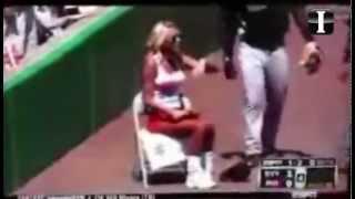 Las chicas que arruinan el beisbol