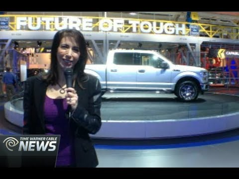 North American International Auto Show Tour by Lauren Fix