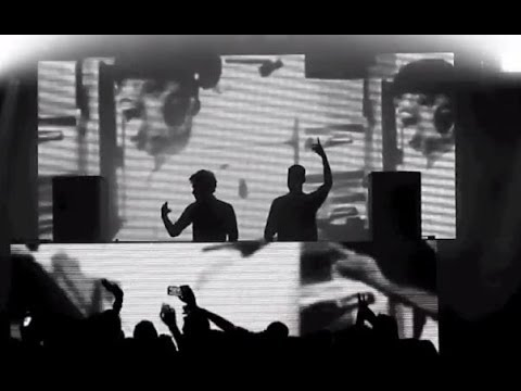Gesaffelstein - Pursuit (Live from The Metro in Sydney)