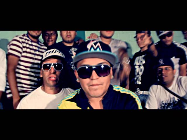 Omega Rem Stone @ Full Party, Full Time, Full Show (Video Oficial Full HD) REGGAETON