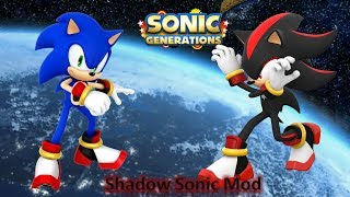 3e32d4b85470 Sonic Generations Mod Part 72  Boom Shadow the hedgehog Mod - mp3toke