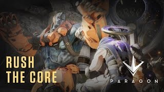 Paragon - Rush the Core - New Heroes Gameplay Video