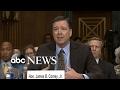 FBI director testifies on Russia, 2016 election