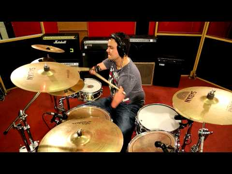 Wake Me Up - Avicii ft. Aloe Blacc Drum Cover