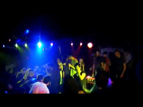 Bong Da City - Einai to bong | Live An Club 2011