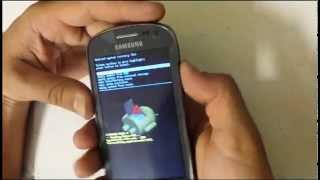 How To ║ Reset Samsung Galaxy Exhibit T599n ║ Hard