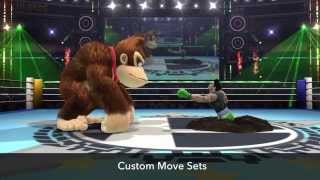 Super Smash Bros. 4 Gameplay Walkthrough