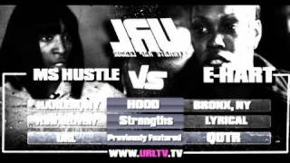 SMACK/ URL Presents Ehart vs Ms.Hustle